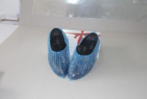 Xiantao Hubei Mingerkang PE Shoe Cover or Overshoe pictures & photos