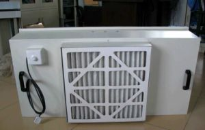 H14 FFU HEPA Filter Fan Motorized Cleanroom Fan Filter Unit pictures & photos