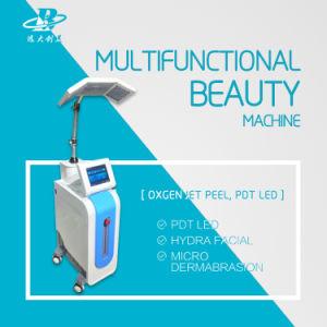 Best Beauty Salon Use Water Oxygen Jet Peel Facial Rejuvenation pictures & photos