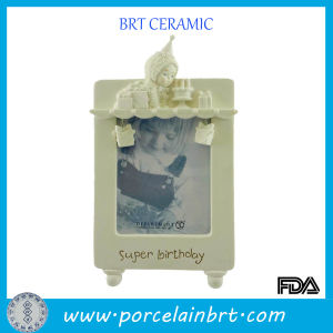 The Birthday Photo Frame with Baby on The Top pictures & photos
