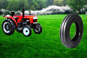 500-15 Tractor Front Tire F2 Pattern