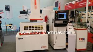 High Performance 5 Axis CNC Control Wire Cut Machine