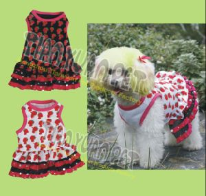 Cheap Dog Clothes for Small Dogs, Dog Clothes Dress (YJ73500) pictures & photos