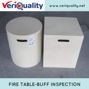 Fire Table-Buff Quality Control Inspection Service at Nanan, Fujian pictures & photos