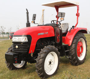 EEC Approved Tractor (45HP 4WD, offer COC Report) pictures & photos