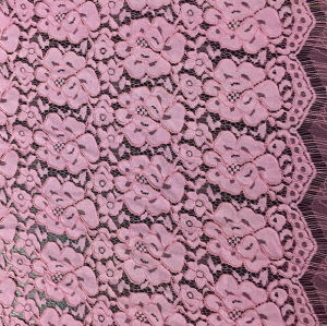Fashion New Arrival Nylon Allover Lace Fabric (with oeko-tex certification) pictures & photos