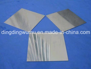 Tzm Molybdenum Alloy Sheet for Vacuum Furnace Heating Shied pictures & photos