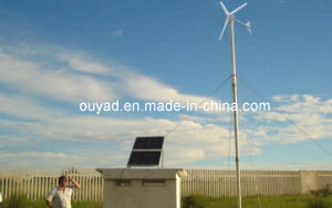 Wind Solar Hybrid System 1kw/2kw/3kw pictures & photos