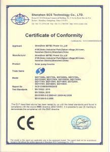 Solar AC Pump Controller pictures & photos