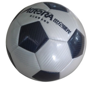 Normal Size Machine Stitched PU/TPU/PVC OEM Soccer Football