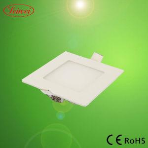3W 6W 9W 12W 18W LED Panel Light pictures & photos
