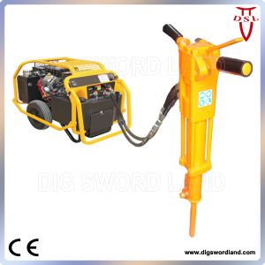 Hand Held Hydraulic Breaker Stanley