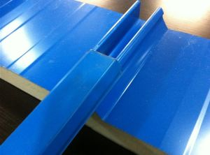 PU Sandwich Panel for Roof and Wall (970) pictures & photos