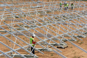 Supply 41*41 Solar Powered Support C Type Steel pictures & photos