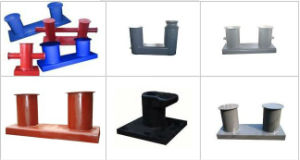 Marine Mooring Double Bitts Bollard Heavy Type pictures & photos