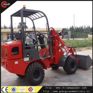 CE Approved Articulated Mini Garden Loader D25 pictures & photos