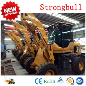 Srtrongbull Heavy Duty Construction Machine 2 Tons Zl33 Wheel Loader pictures & photos