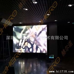 Indoor Full Color Advertising Screen LED Video Wall Display pictures & photos