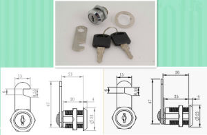 Furniture Lock, Lock, Cam Lock, Zinc Cam Lock Al-17/25 pictures & photos
