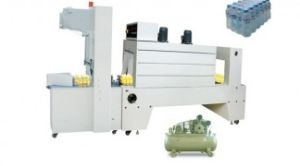 Semiautomatic Bottle Shrink Wrapping Packaging Machine pictures & photos