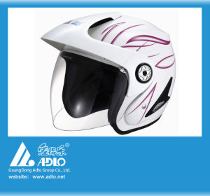Motorcycle Safety Helmet (305C) pictures & photos