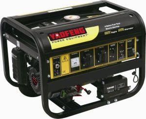 2000 Watts Portable Power Gasoline Generator with EPA, Carb, CE, Soncap Certificate (YFGF2500E1) pictures & photos