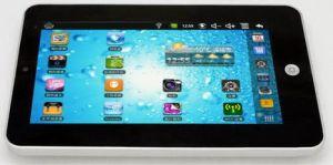 "7"" Via8650 Tablet PC with 256RAM 4GB Flash"