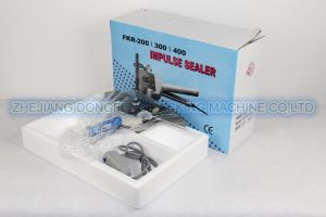Direct Heat Hand Portable Sealer Machine (FKR-200) pictures & photos