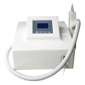 ND: YAG Laser Tattoo Removal & Skin Whitening Beauty Equipment pictures & photos