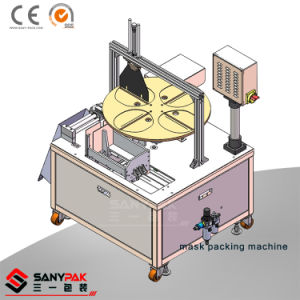 Hot Selling Non-Woven Fabric Mask Packaging Machine pictures & photos