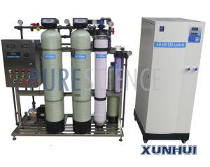 Reverse Osmosis Ultra Pure Water Treatment Machine Ad-125EDI