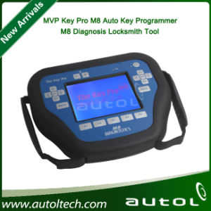 MVP Key PRO M8 Auto Key Programmer, M8 Locksmith Tools MVP PRO M8 Key Programmer M8 pictures & photos