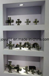 Universal Joint with Two Hexagonal Grase Head for 5-153X pictures & photos