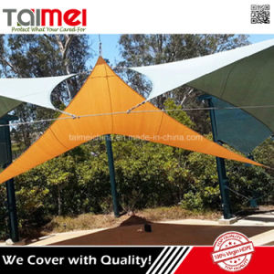 HDPE Virgin material with UV Treatment Outdoor Shade Sail Patio Covers pictures & photos