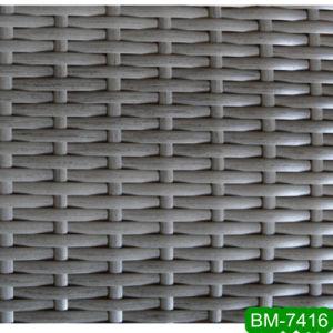 Colorful Braiding PE Fiber Furniture Material (BM-7416)