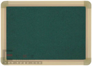 High Grade Magnetic Green White Board for Classroom pictures & photos