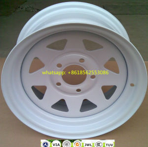 Steel Assembly Tyre Rims Steel Trailer Wheel Rims pictures & photos