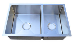 Handmade Stainless Steel Sink-Hm3018L
