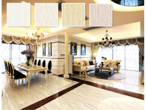 Polished Ceramic Floor Tile (VPM6614 600X600mm) pictures & photos