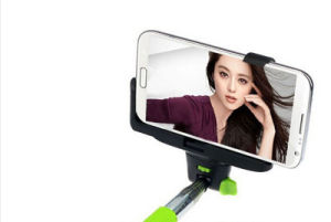 Self-Stick, Phone Accessories, 2014 Christmas Gift Wireless Mobile Phone Monopod