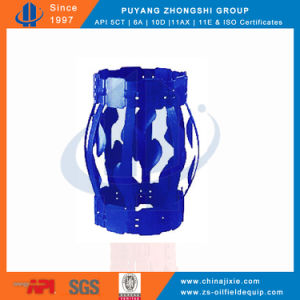 API Hinged Bow Spring Turbolizer Blade Type Centralizer pictures & photos