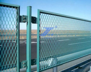 Highway Expanded Wire Mesh Fence (factory) pictures & photos