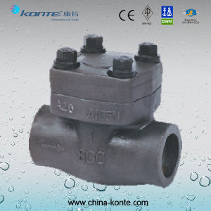 Forged Socket Weld Check Valve for Industry pictures & photos