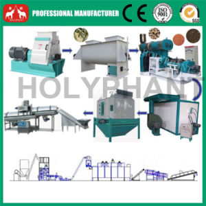 Factory Price Automatic Animal Feed Processing Machine pictures & photos