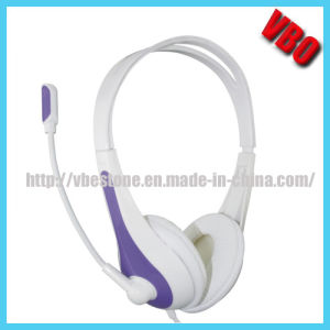Popolar Multimedia Computer Headphone (VB-9074M) pictures & photos