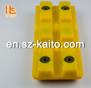 Kaito OEM Poly Track Pads for Wirtgen Machinery pictures & photos