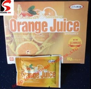 Leisure 18 Orange Juice Slimming Tea for Weight Loss pictures & photos