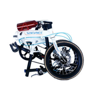 "Portable 20"" Mixed Touring Folding Bicycle"