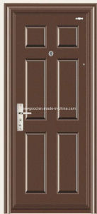Factory Price, Steel Security Door pictures & photos