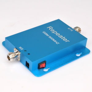 900MHz Signal Booster GSM Signal Repeater pictures & photos